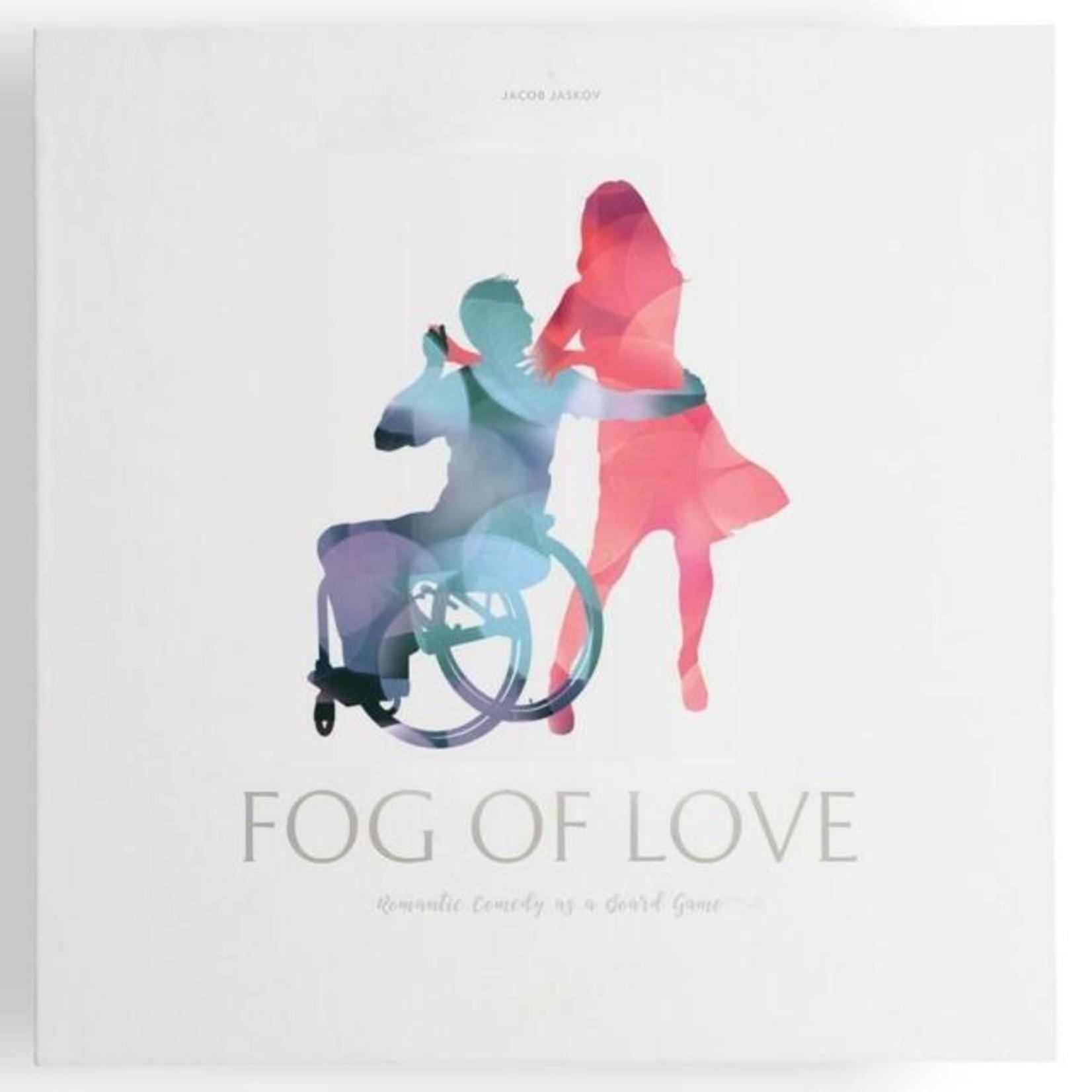 Fog of Love: Diversity Cover