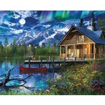 Moon Cabin Retreat
