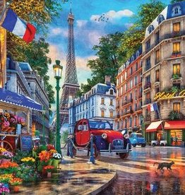 Paris Street Life