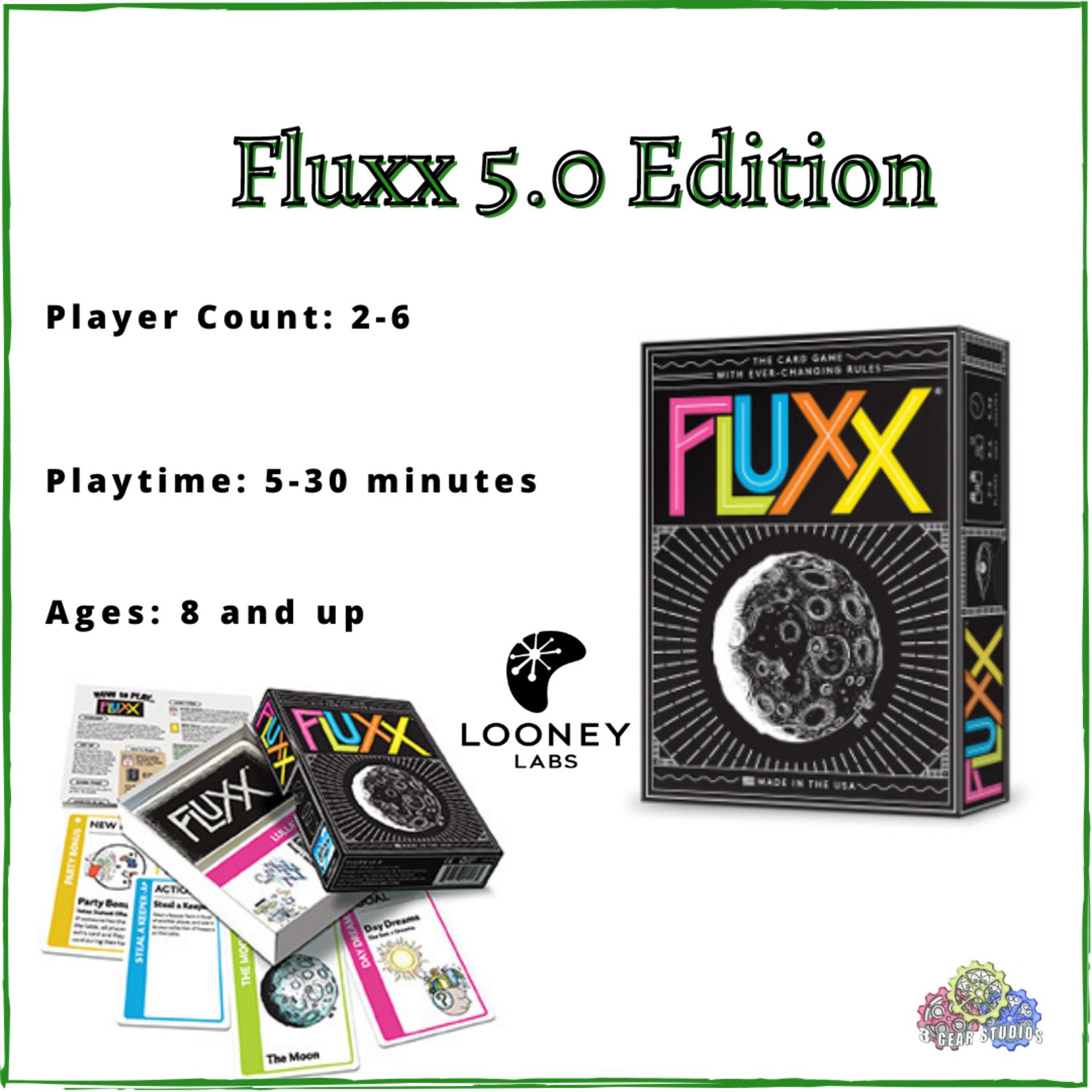 Fluxx 5.0 Edition