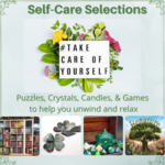 March Self Care Selections