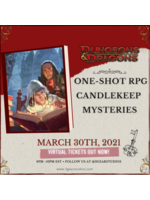 D&D5E One-Shot Candlekeep Mysteries