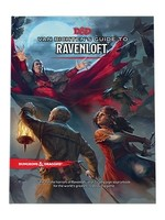 PRE-ORDER Dungeons and Dragons RPG: Van Richten`s Guide to Ravenloft Hard Cover