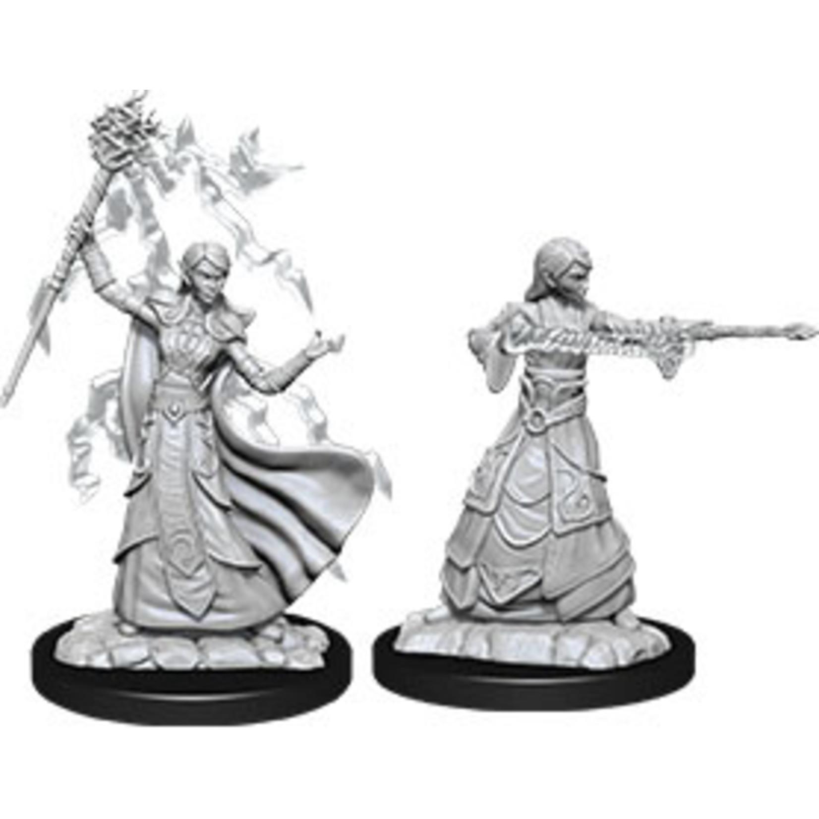 Dungeons & Dragons Nolzur`s Marvelous: W12  Elf Female Wizard