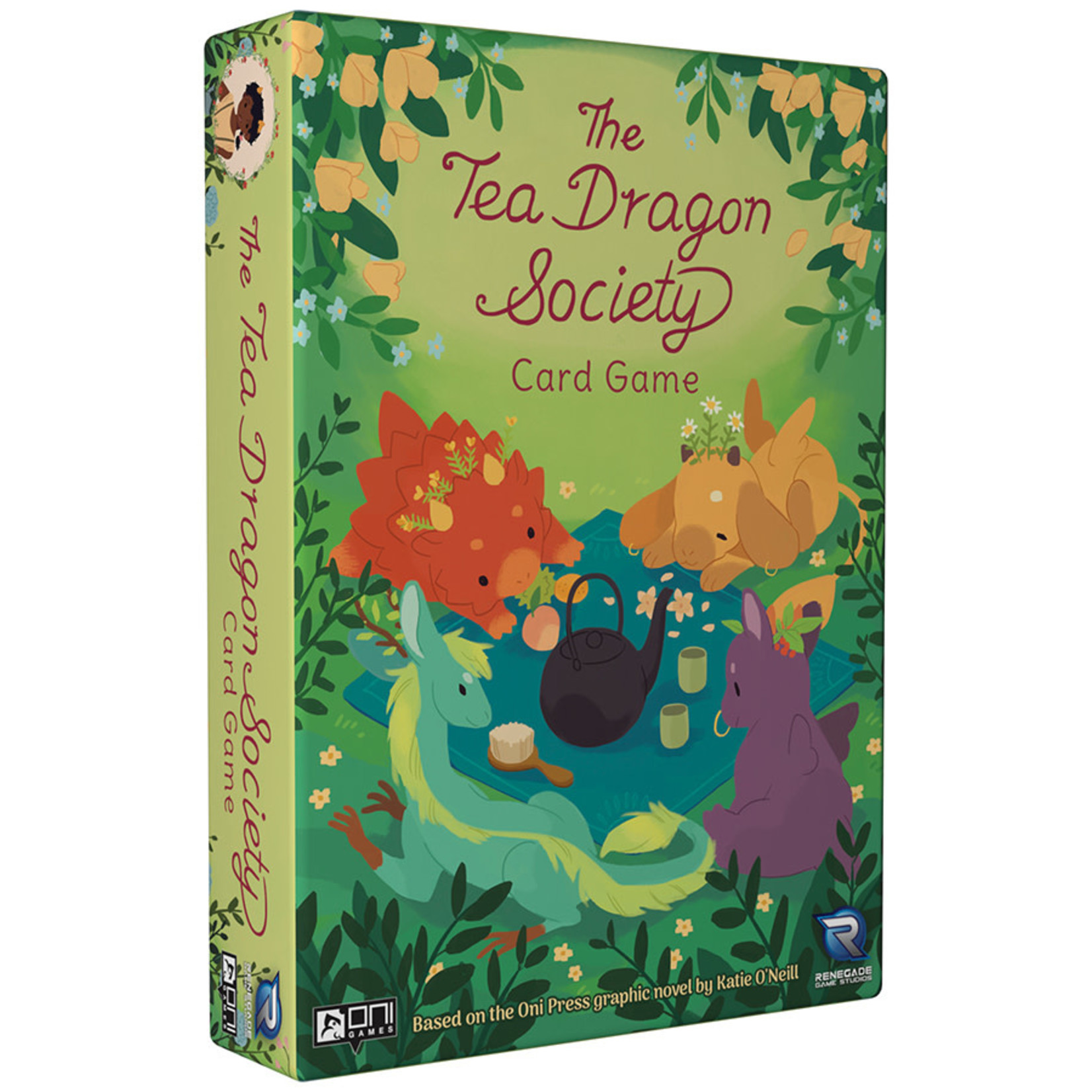 The Tea Dragon Society Card Game
