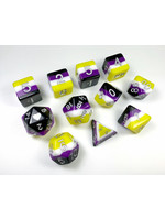 Vibrant Non-Binary Pride Dice Set