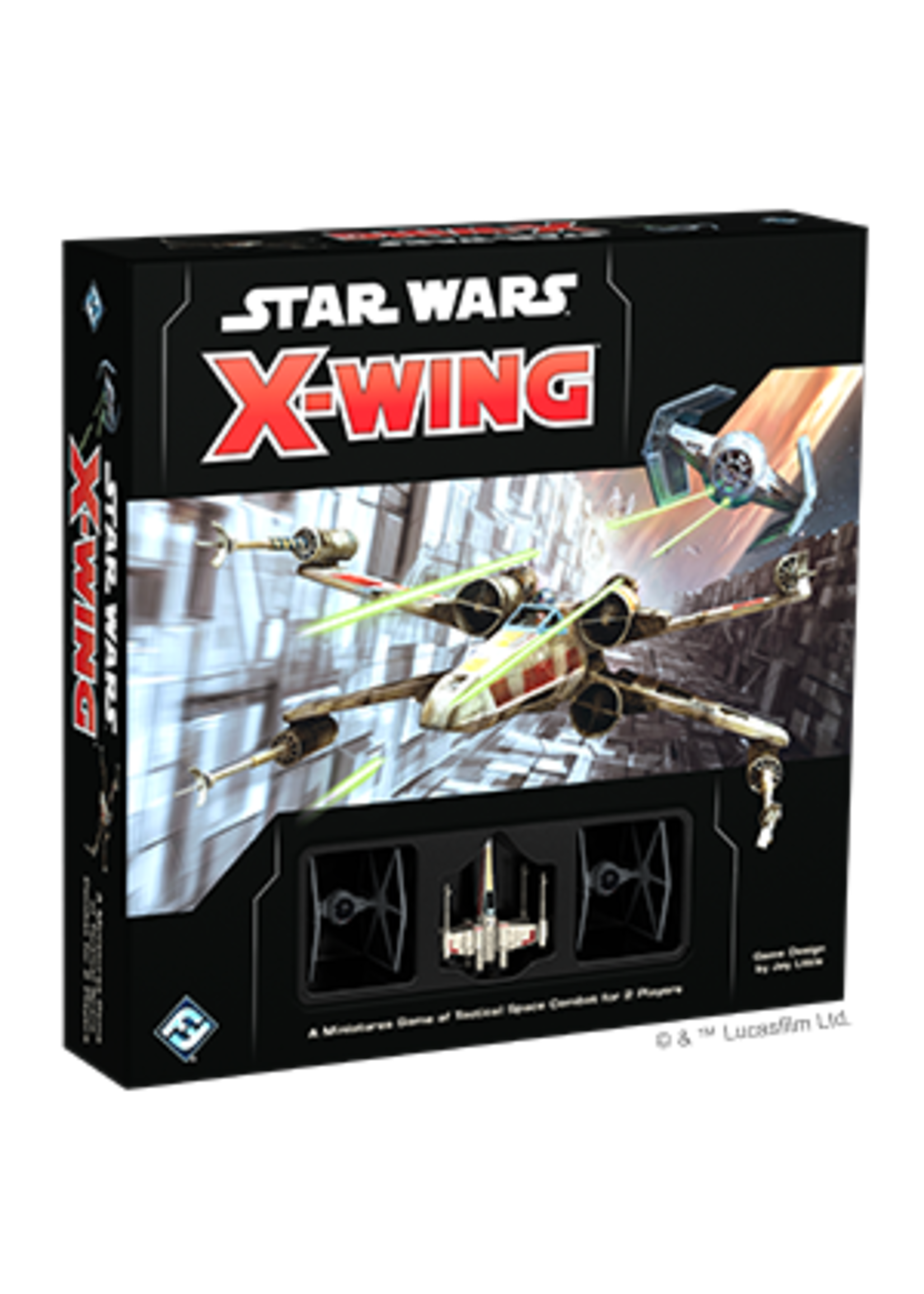 Star Wars X-Wing: 2nd Edition - Core Set