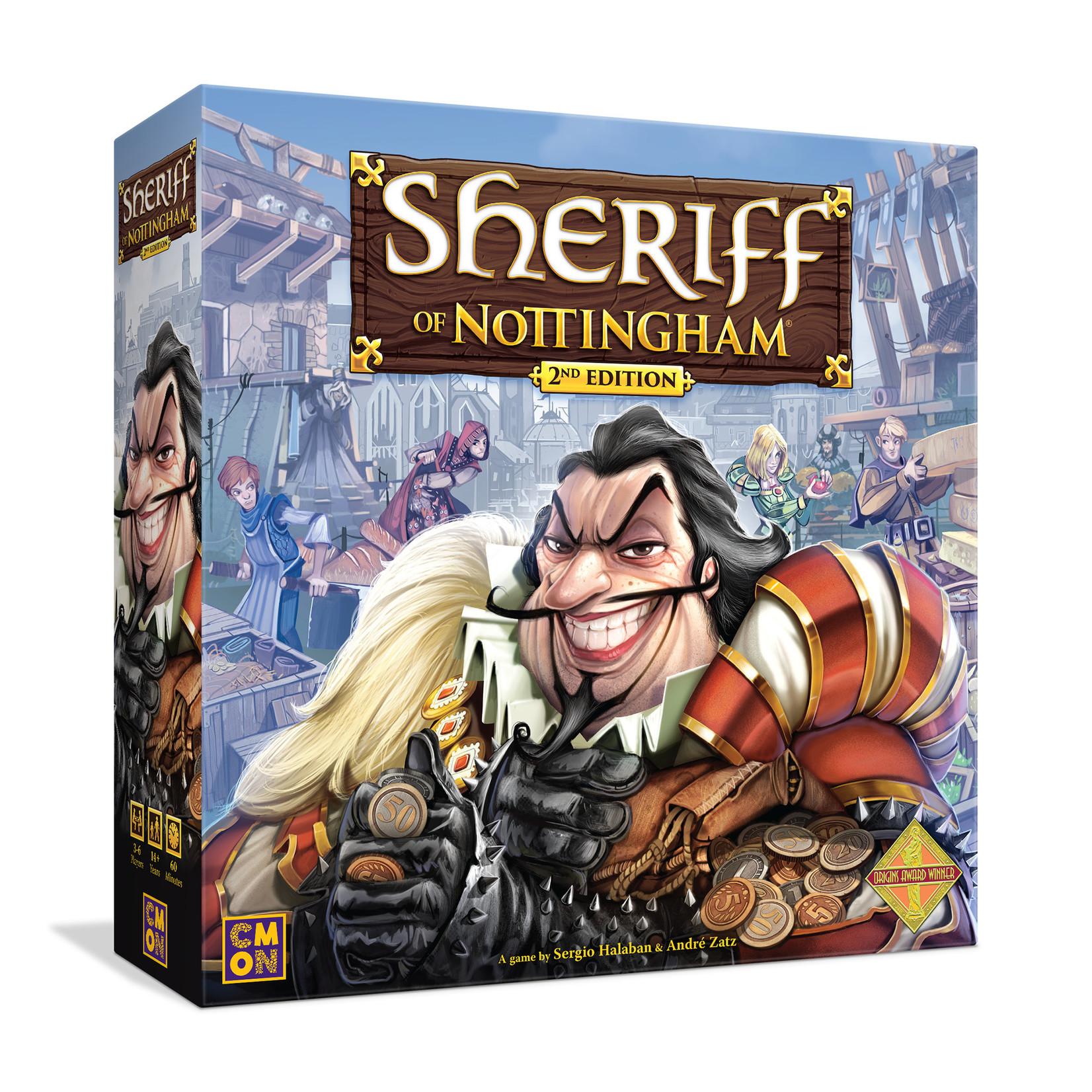 Sheriff of Nottingham 2nd Edition