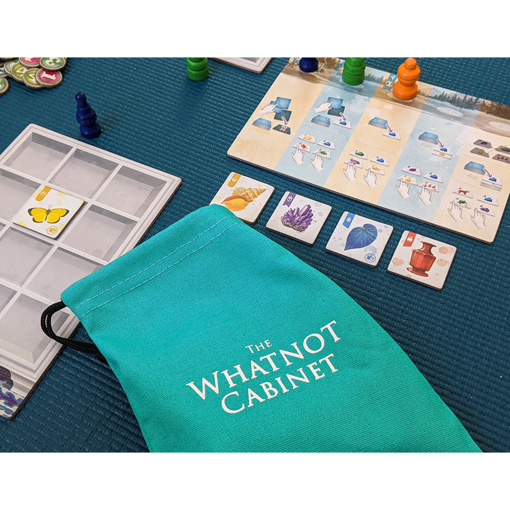 The Whatnot Cabinet