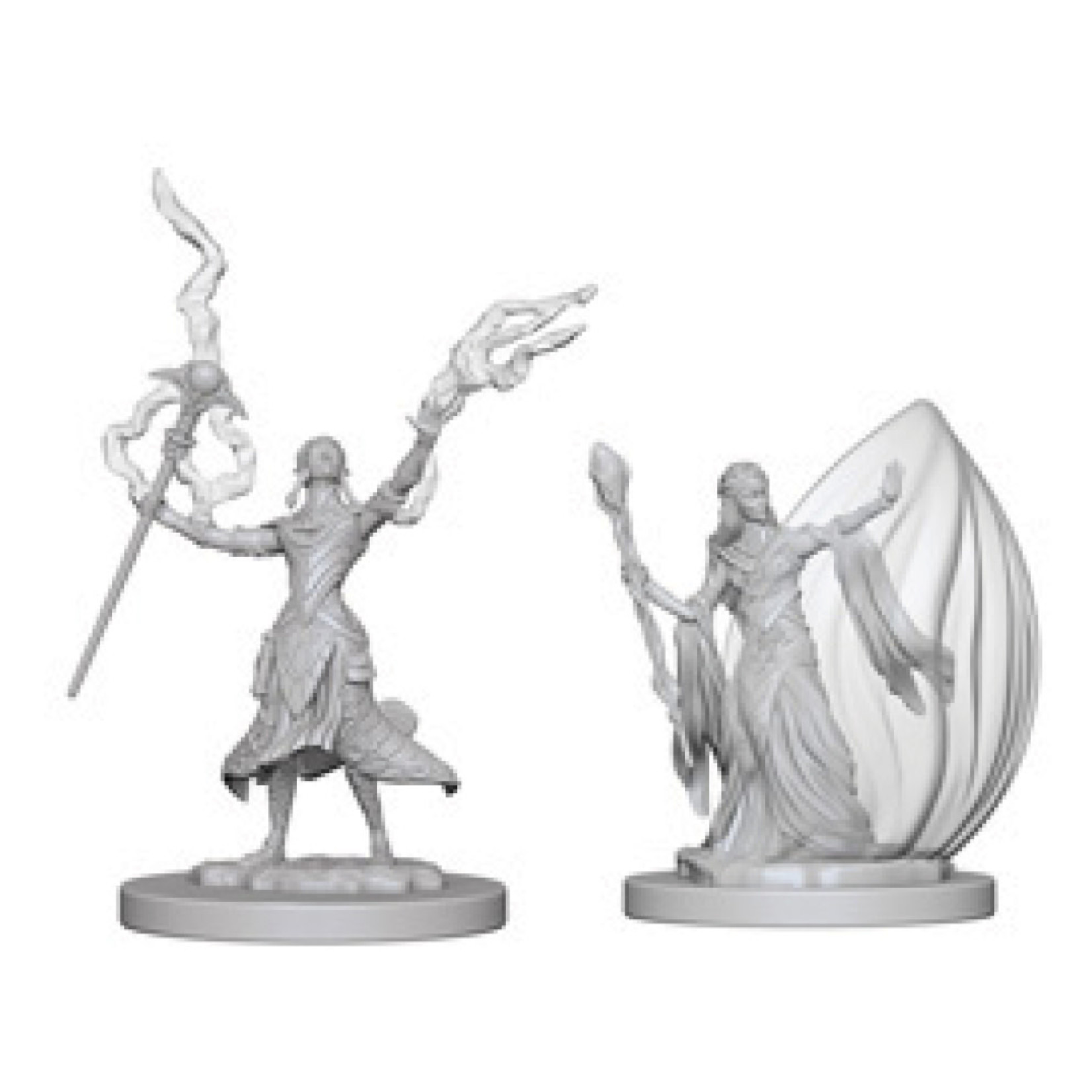 Dungeons & Dragons Nolzur`s Marvelous: W3 Elf Female Wizard