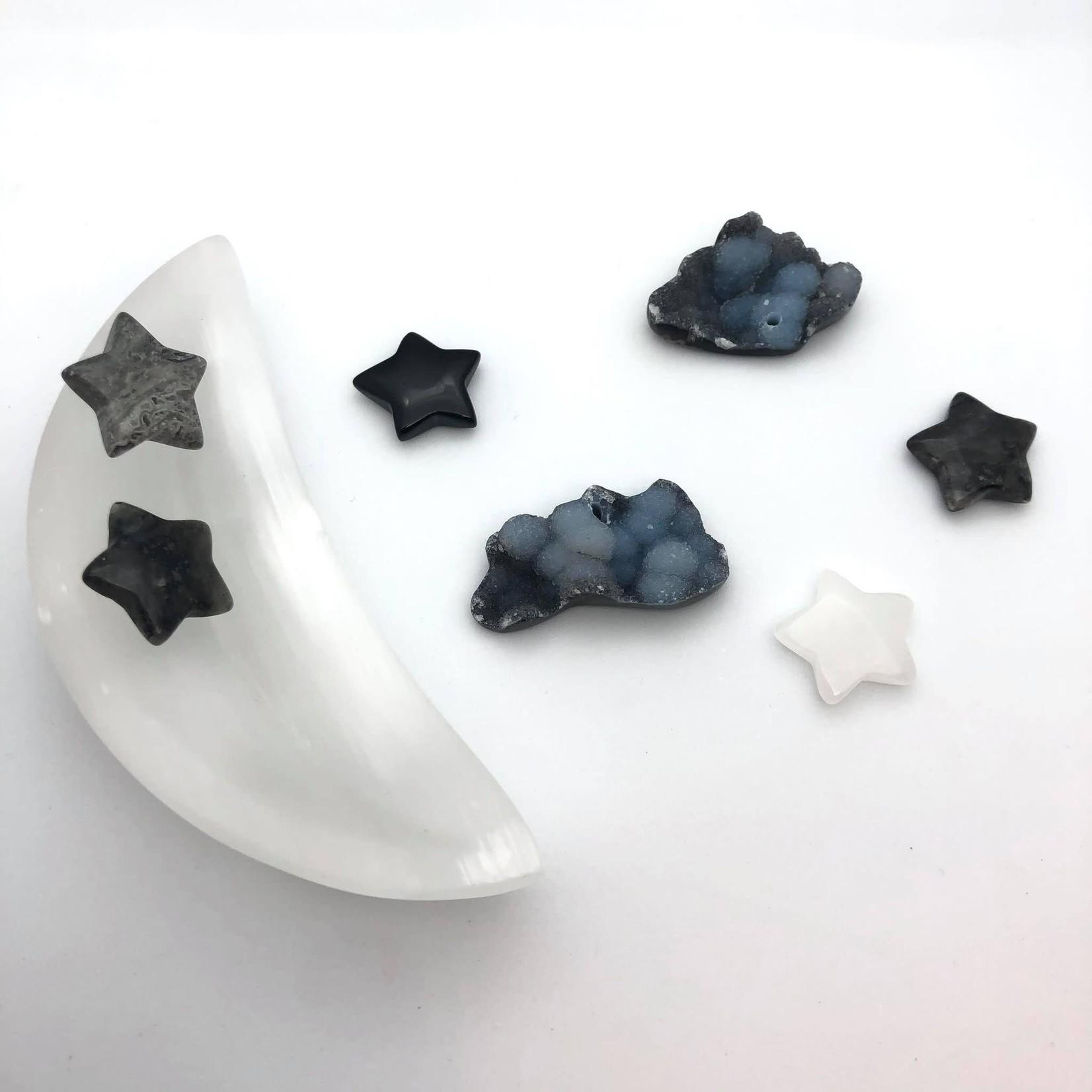 Satin Spar Crystal Bowls