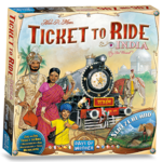 Ticket to Ride: India Map Collection 2