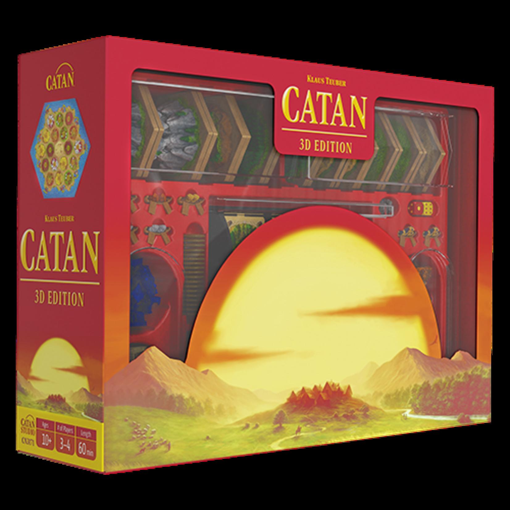 Pre Order Catan 3D Edition