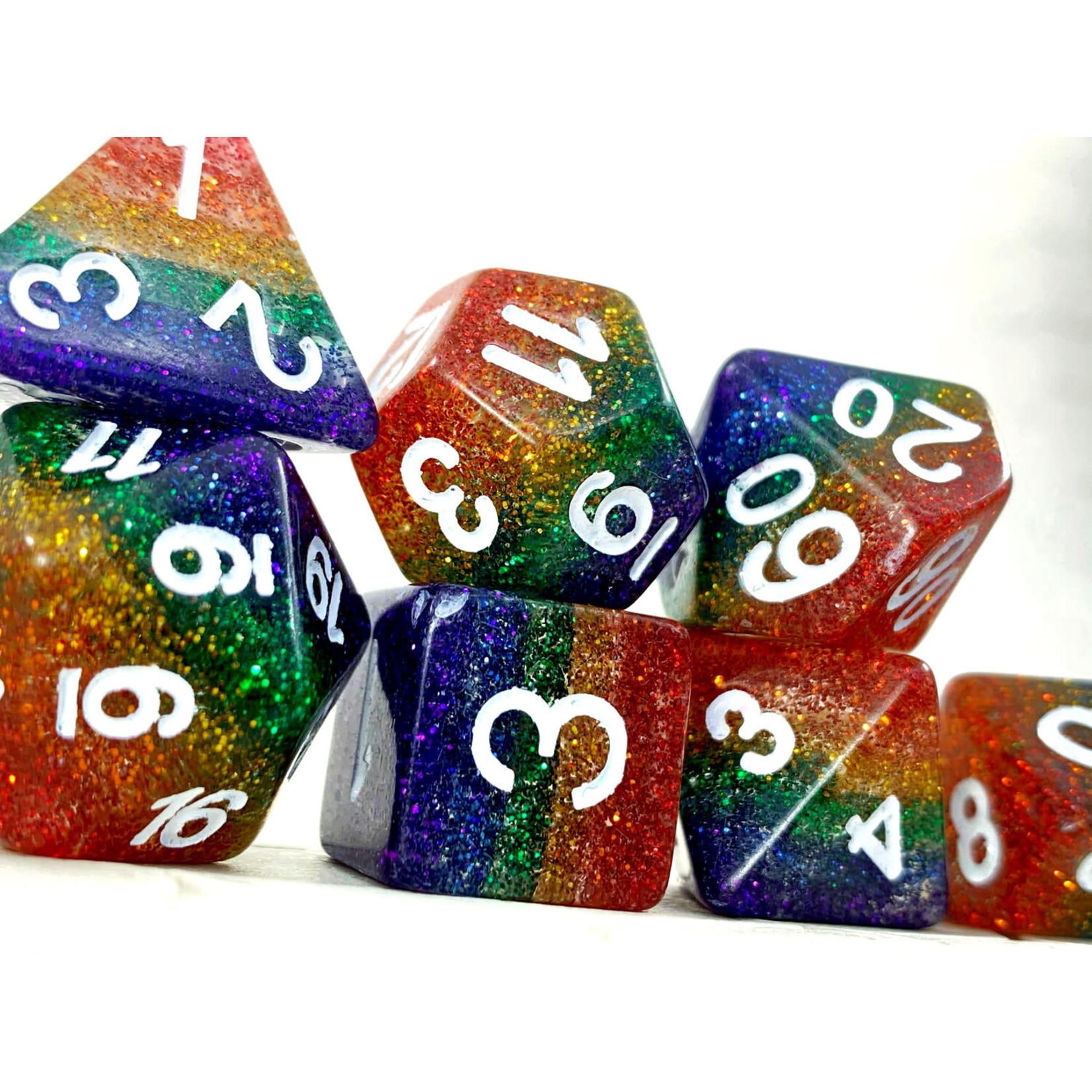 Prismatic Rainbow Pride Set
