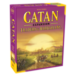 Catan: Traders & Barbarians Game Expansion