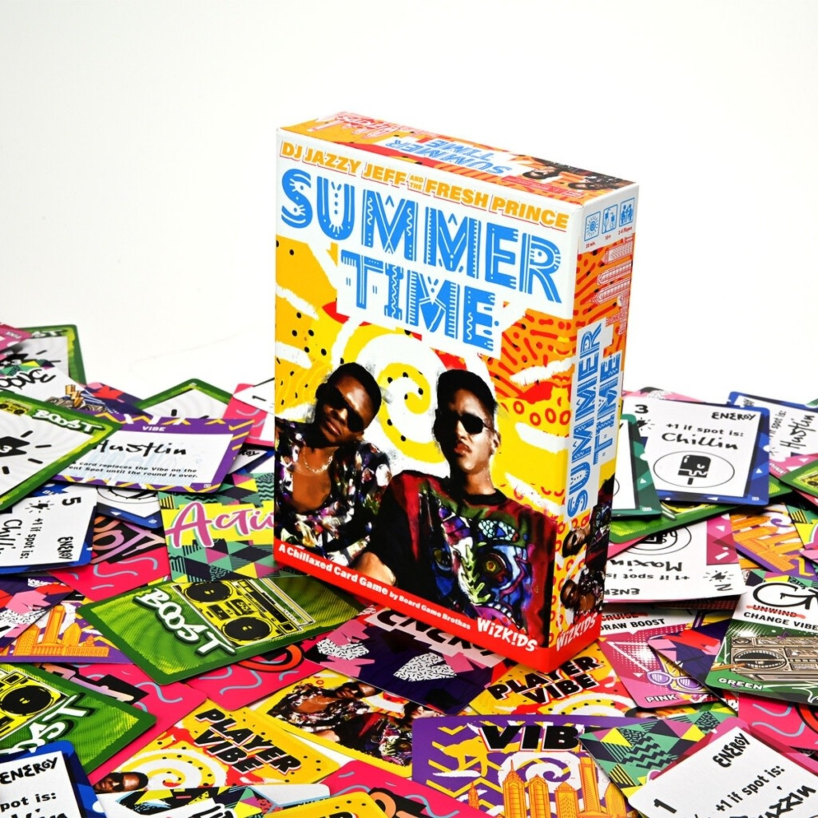 PRE-ORDER DJ Jazzy Jeff and the Fresh Prince: Summertime