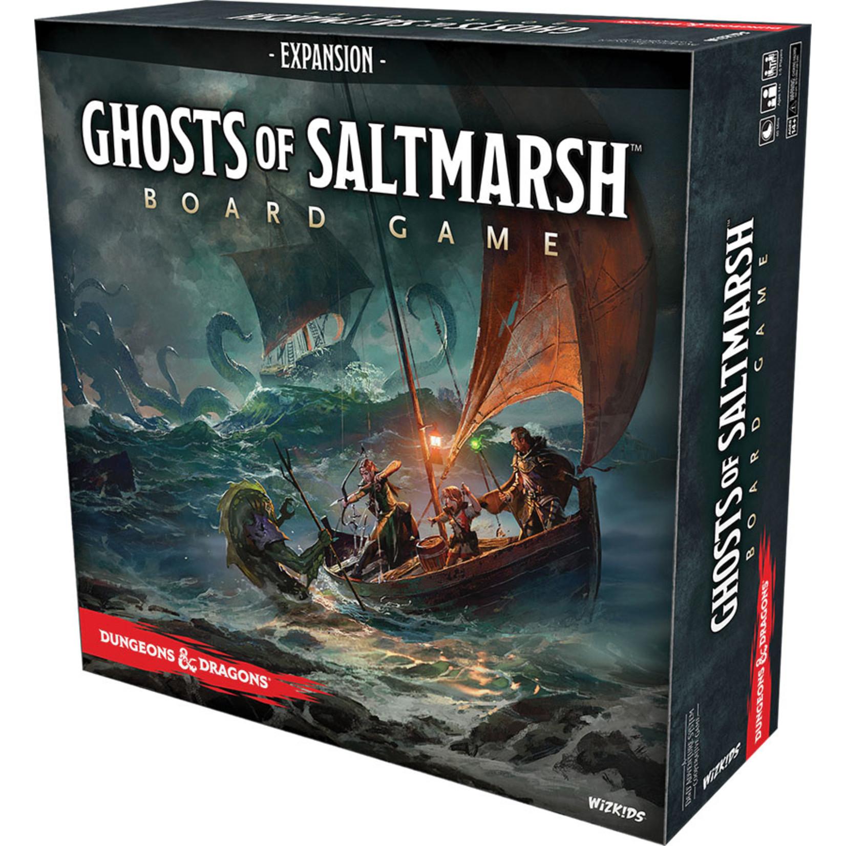 PRE-ORDER Dungeons & Dragons: Ghosts of Saltmarsh Adventure System Board Game