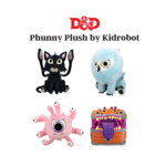 PRE-ORDER Dungeons & Dragons: Phunny Plush by Kidrobot
