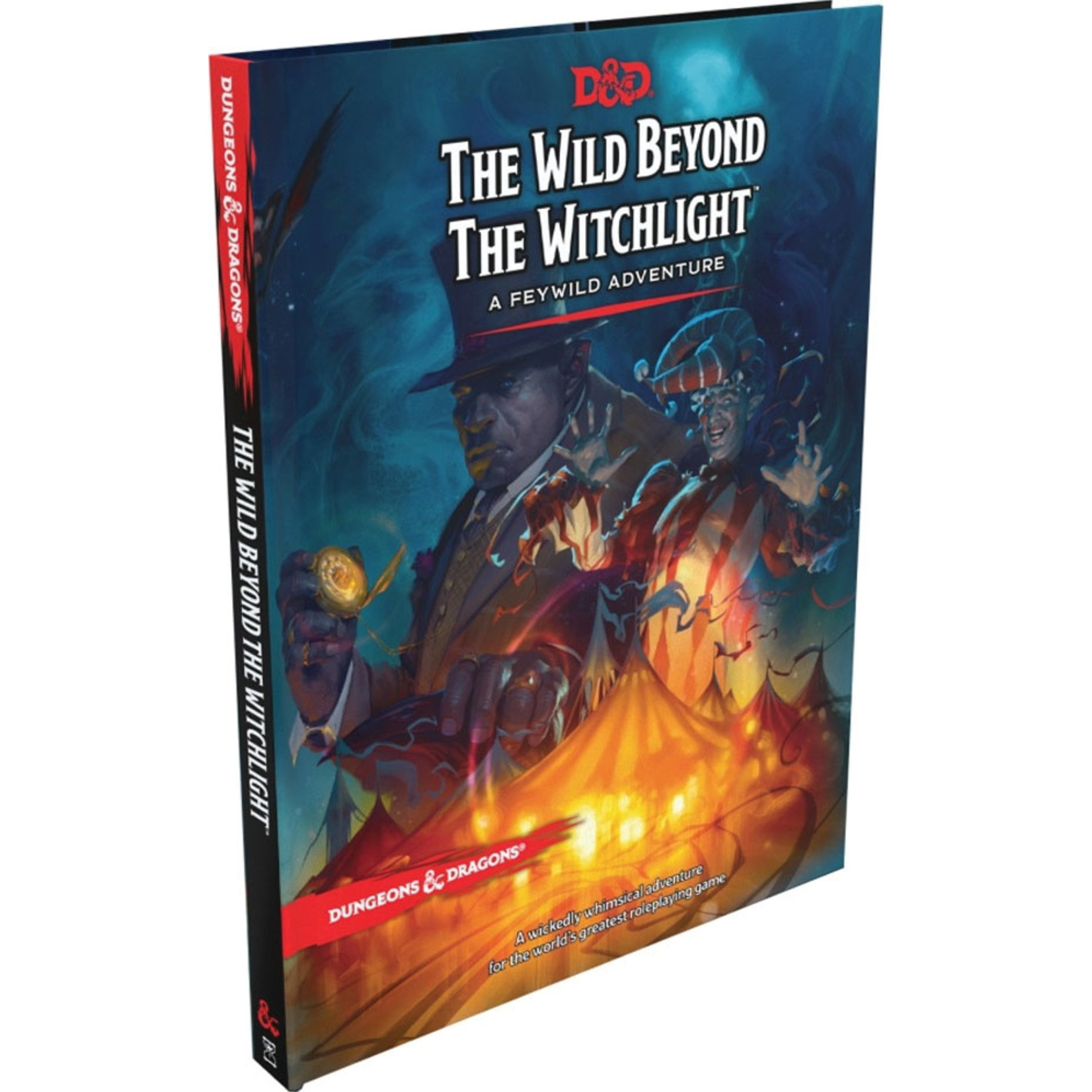 Dungeons and Dragons RPG: The Wild Beyond the Witchlight - A Feywild Adventure