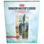 PRE-ORDER Dungeons and Dragons RPG: Dungeon Master`s Screen  Wilderness Kit
