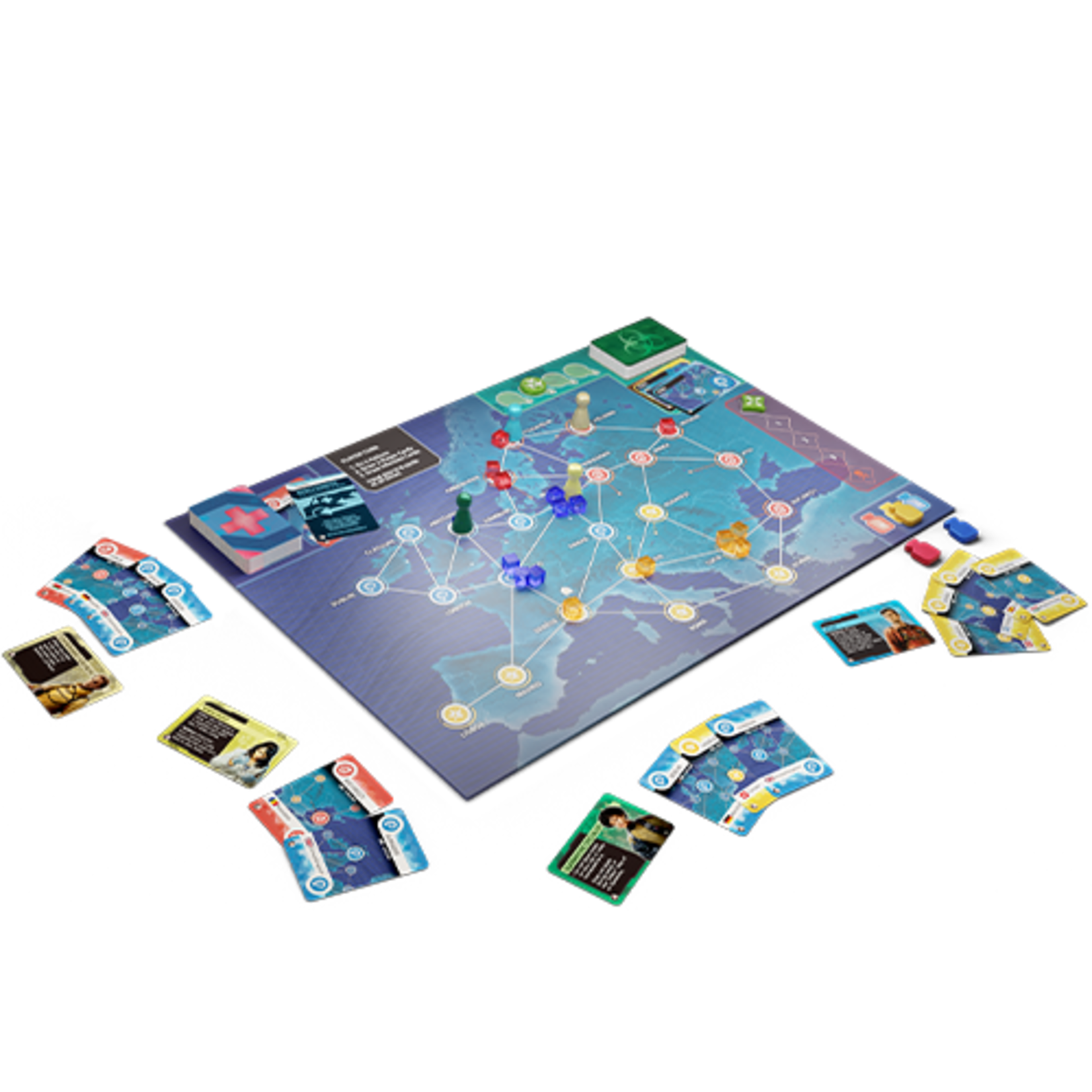 PRE-ORDER Pandemic: Hot Zone - Europe