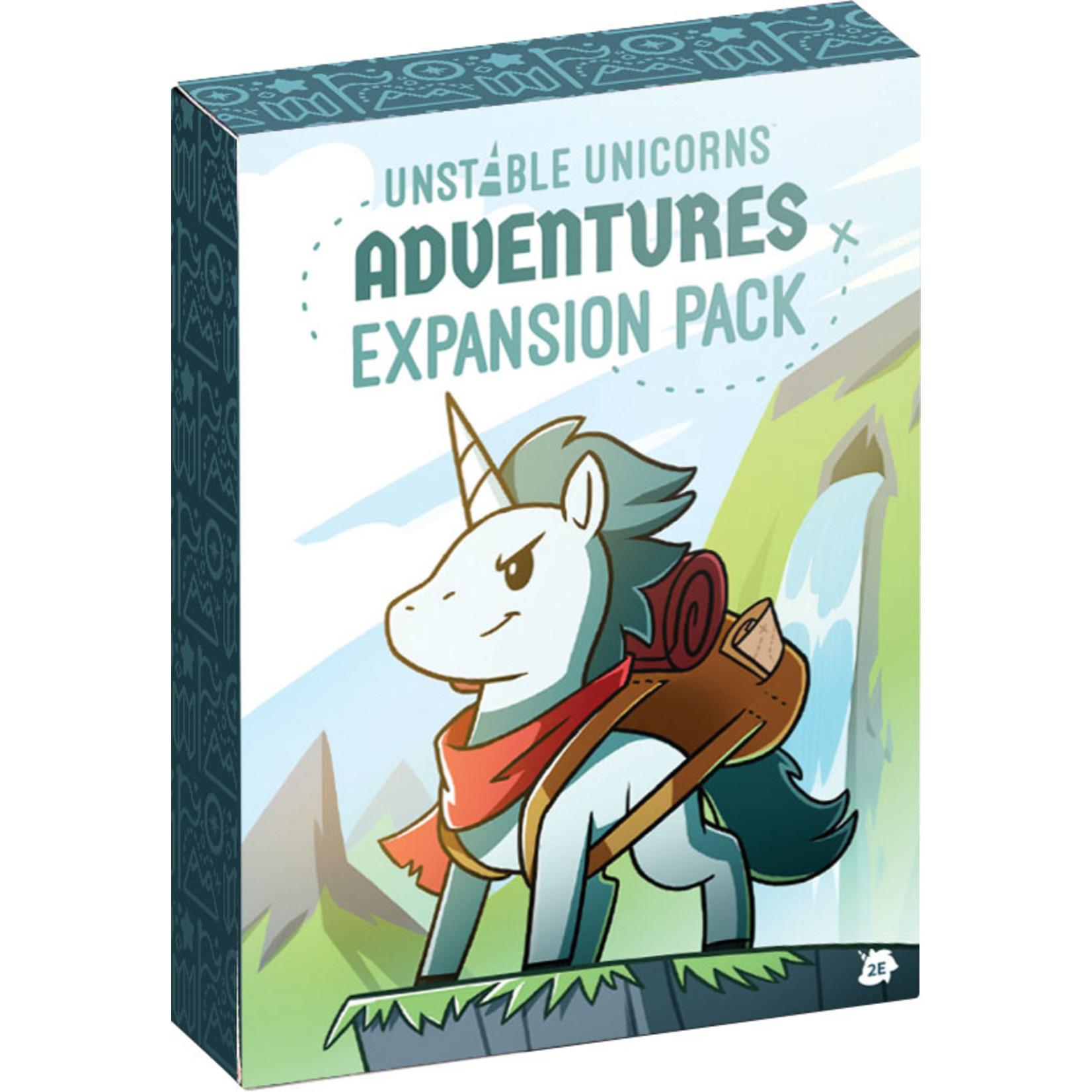 Unstable Unicorns: Adventures Expansion
