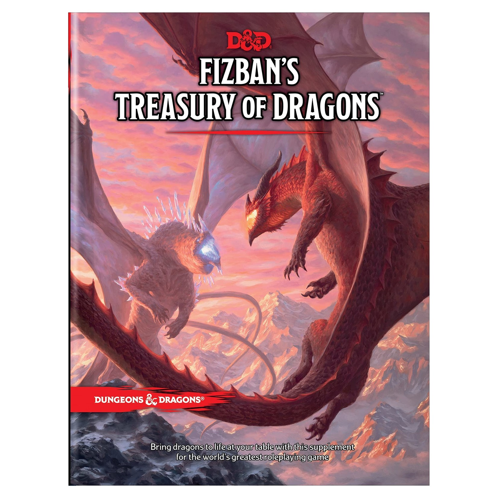 PRE-ORDER  Dungeons and Dragons Fizban's Treasury of Dragons