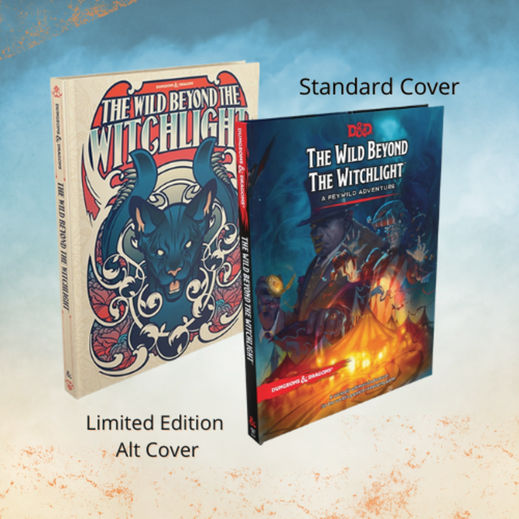PRE-ORDER Dungeons and Dragons RPG: The Wild Beyond the Witchlight - A Feywild Adventure