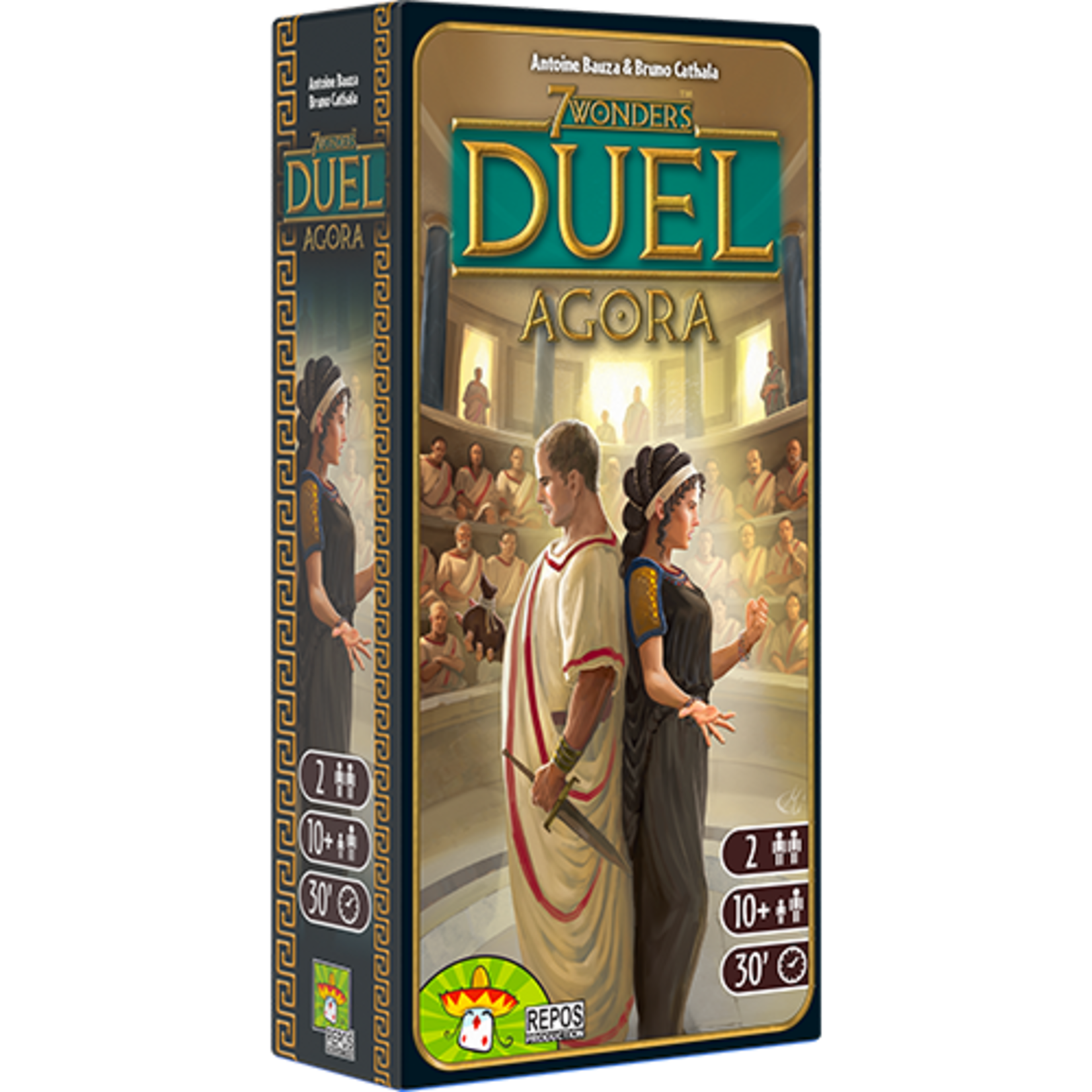 7 Wonders: Duel Agora