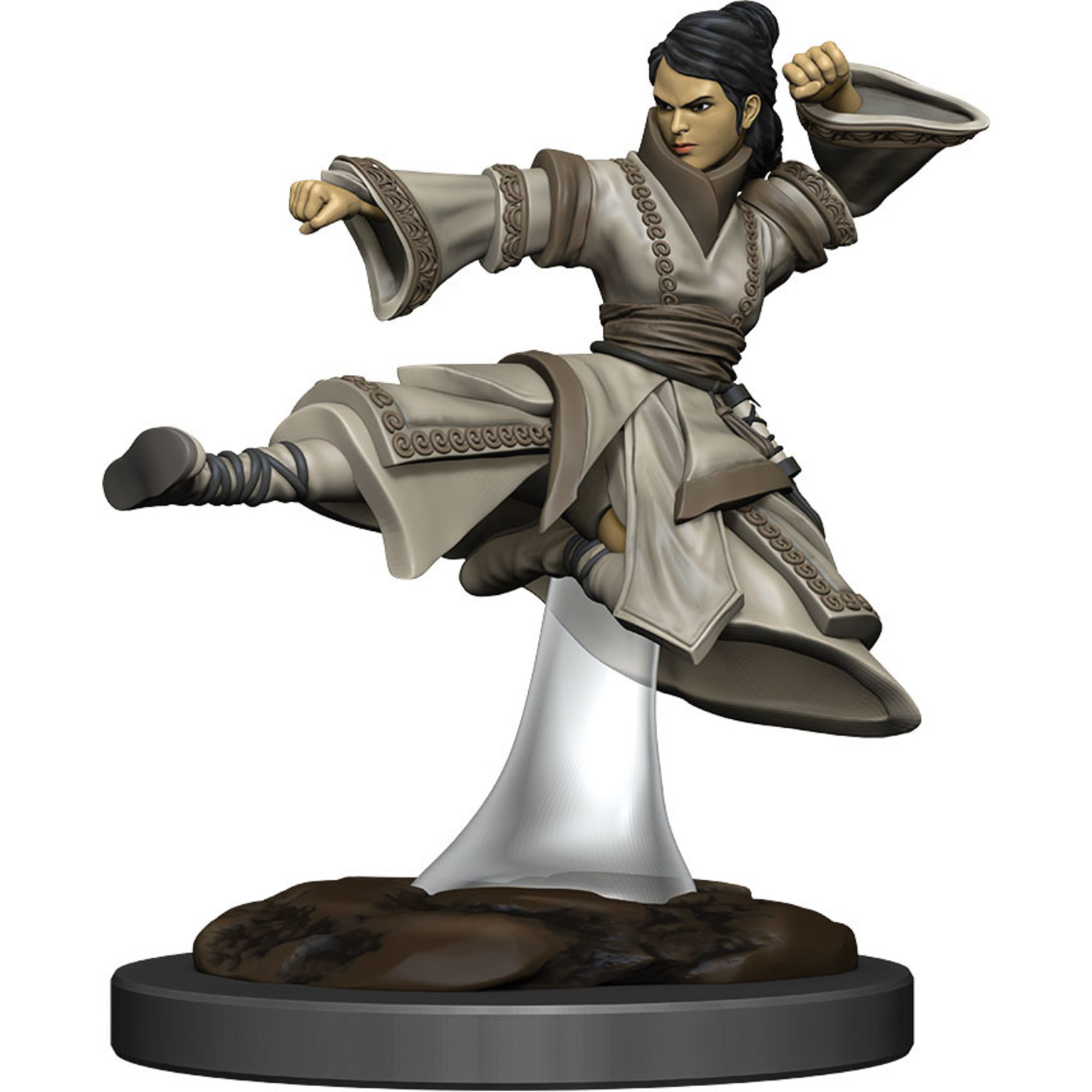 Dungeons & Dragons Fantasy Miniatures: Icons of the Realms Premium Figures W6 Human Monk Female