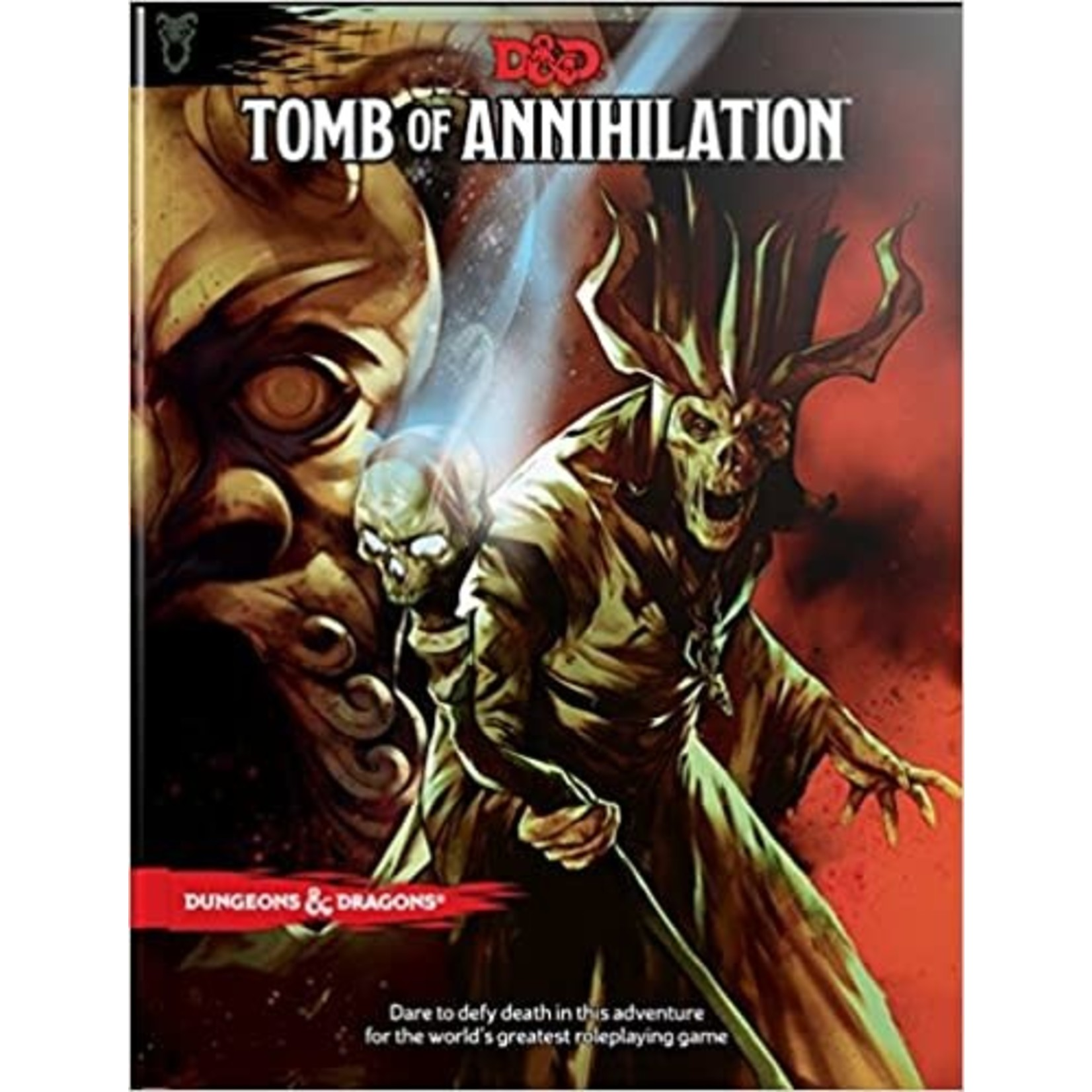 Dungeons and Dragons RPG: Tomb of Annihilation