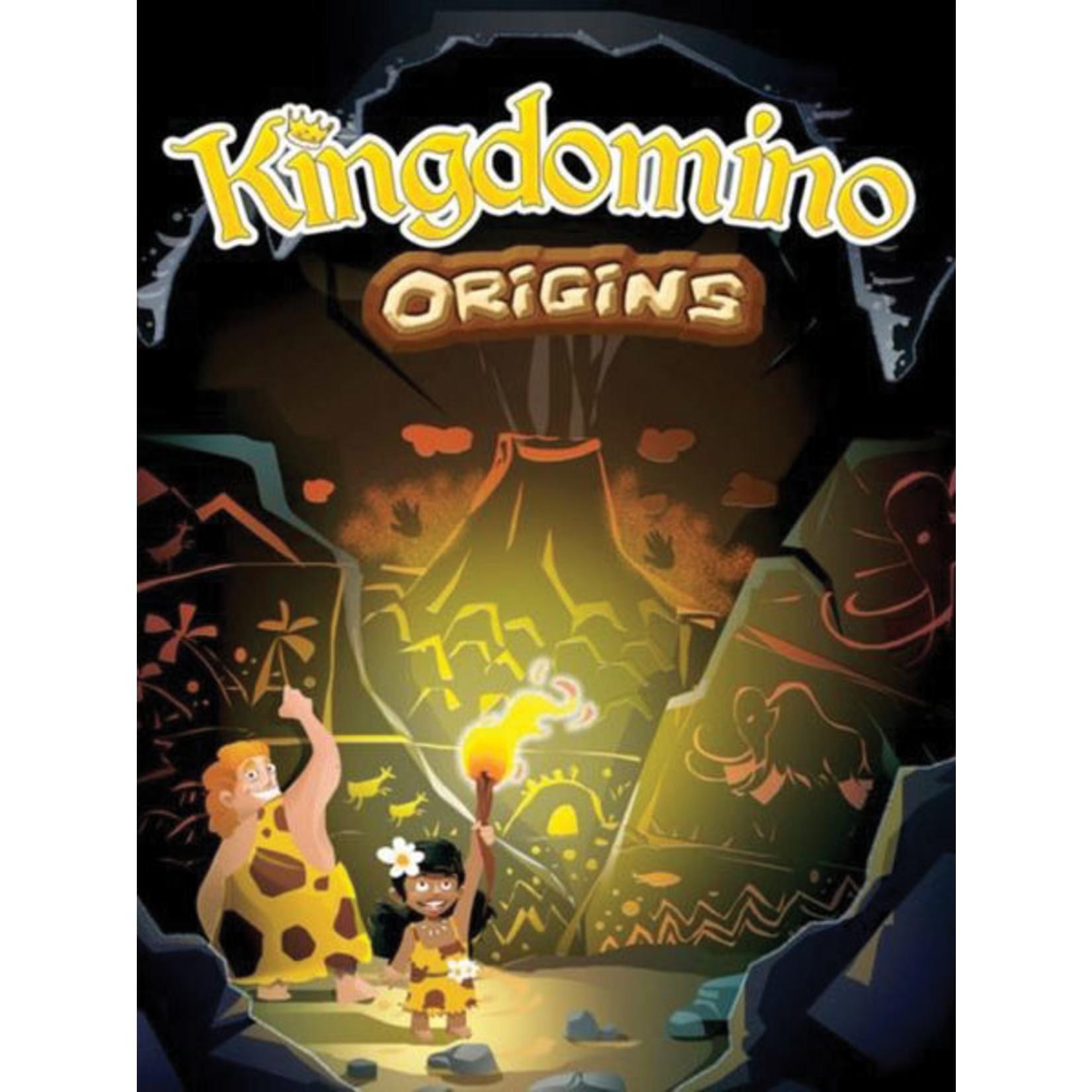 Pre-Order Kingdomino Origins