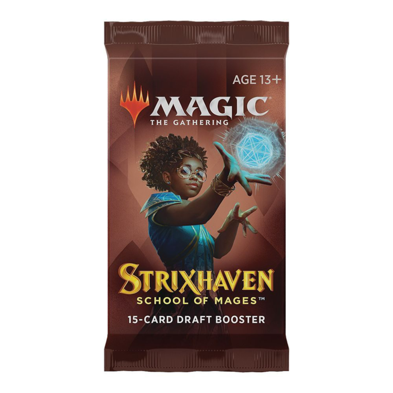 Magic the Gathering CCG: Strixhaven - School of Mages Draft Booster single