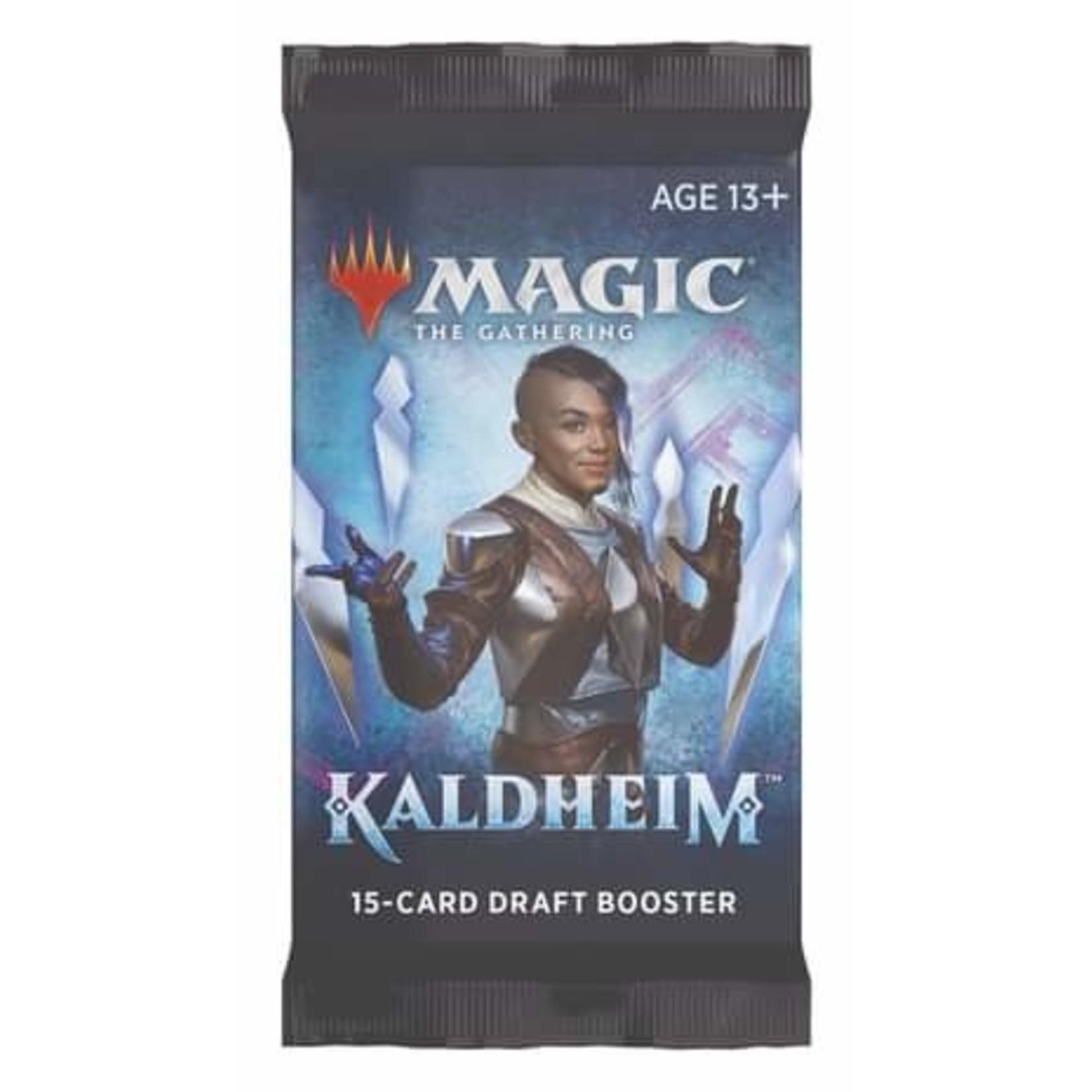 Magic the Gathering CCG: Kaldheim Set Booster single