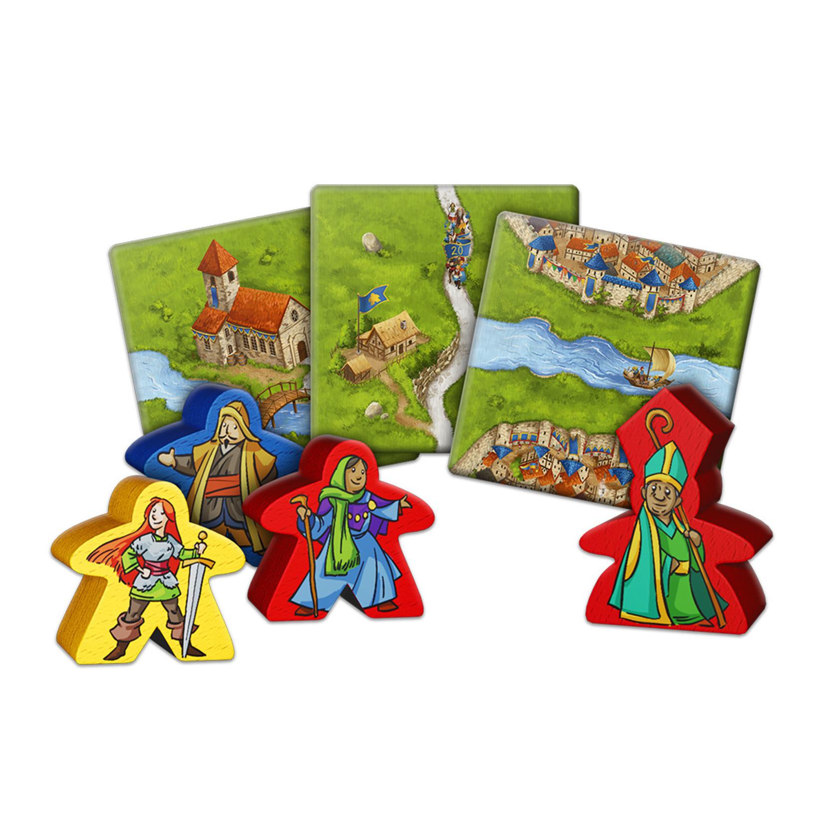 PRE-ORDER Carcassonne 20th Anniversary