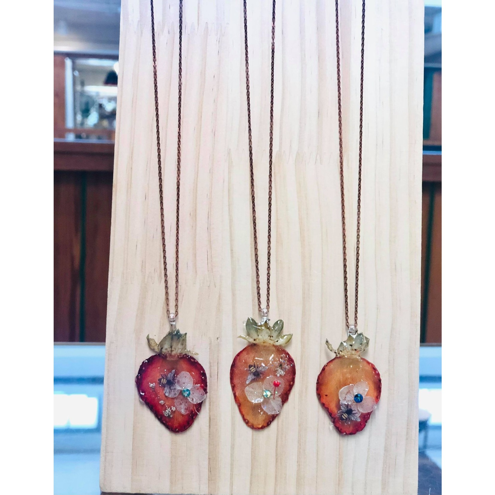 Real Fruit Necklace
