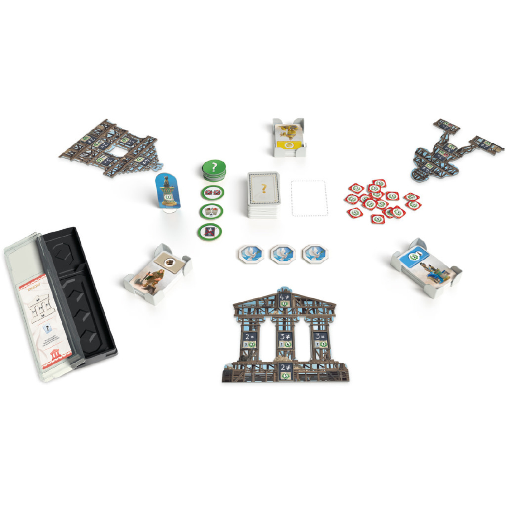 PRE-ORDER 7 WONDERS ARCHITECTS