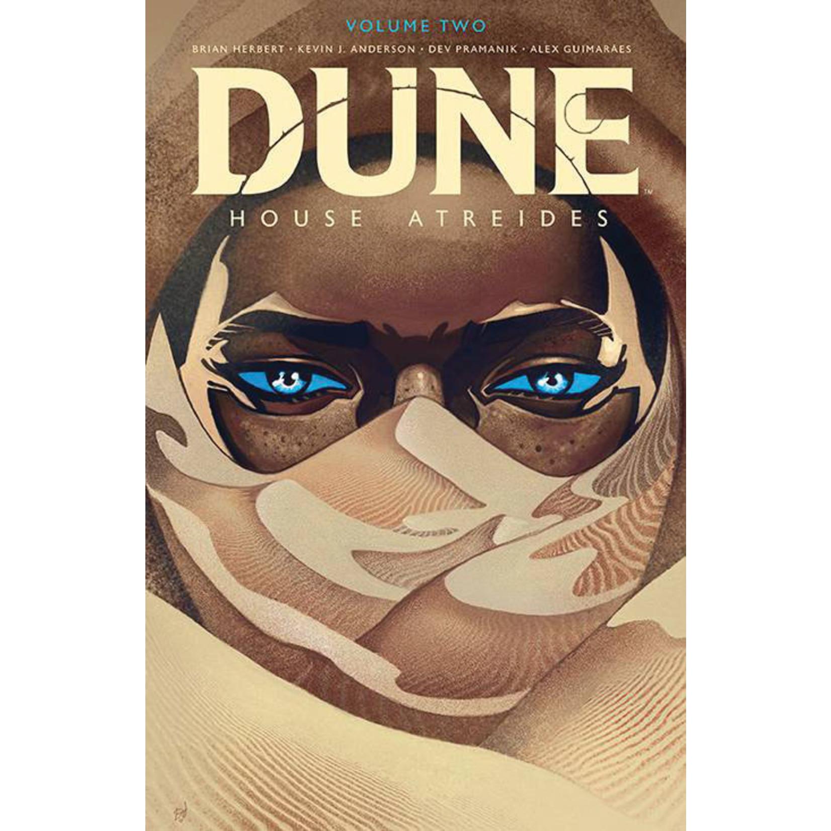 Pre-Order Dune House Atreides HC Vol 02 (TPB)/Graphic Novel
