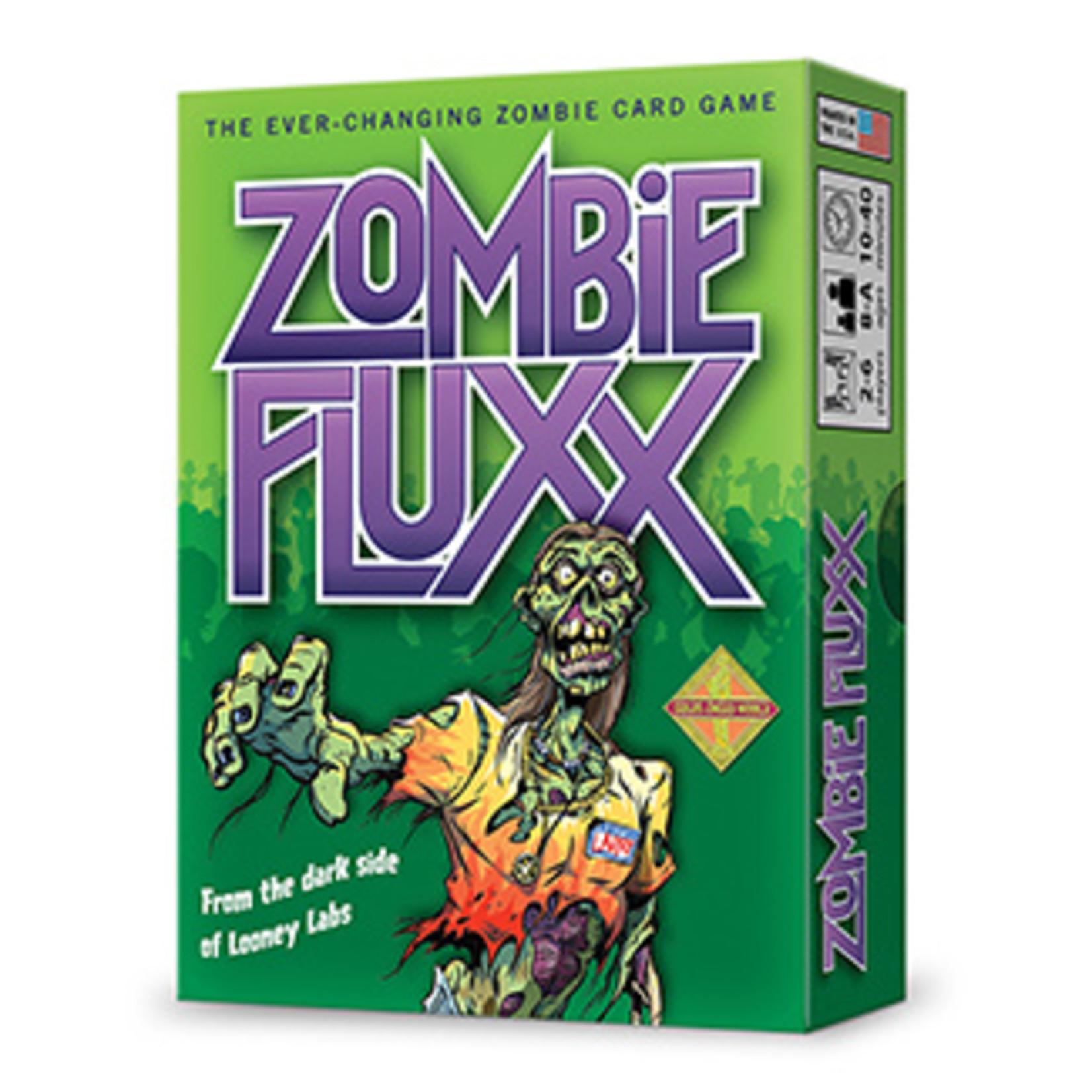 Zombie Fluxx: Deck