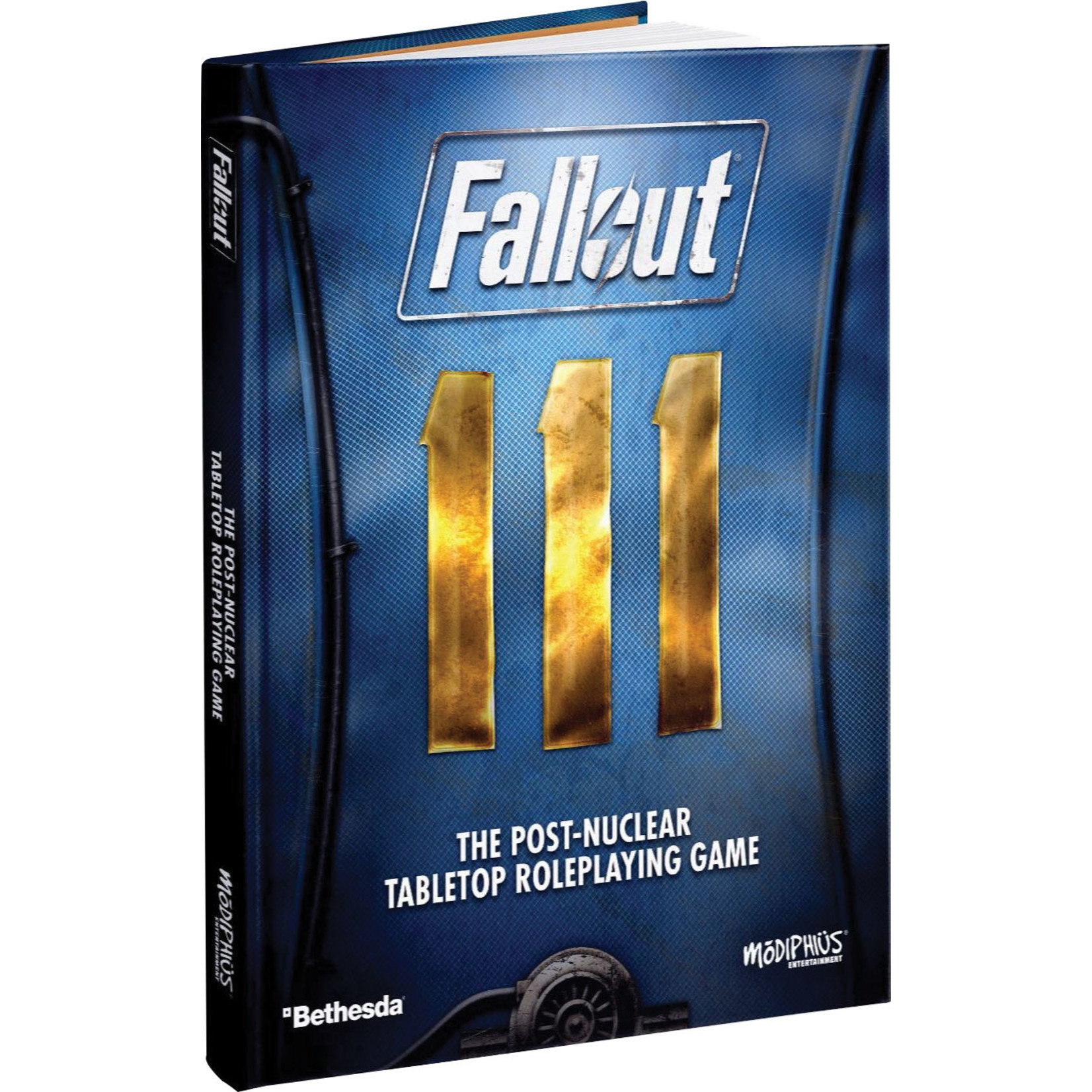 Fallout RPG: Core Rule Book