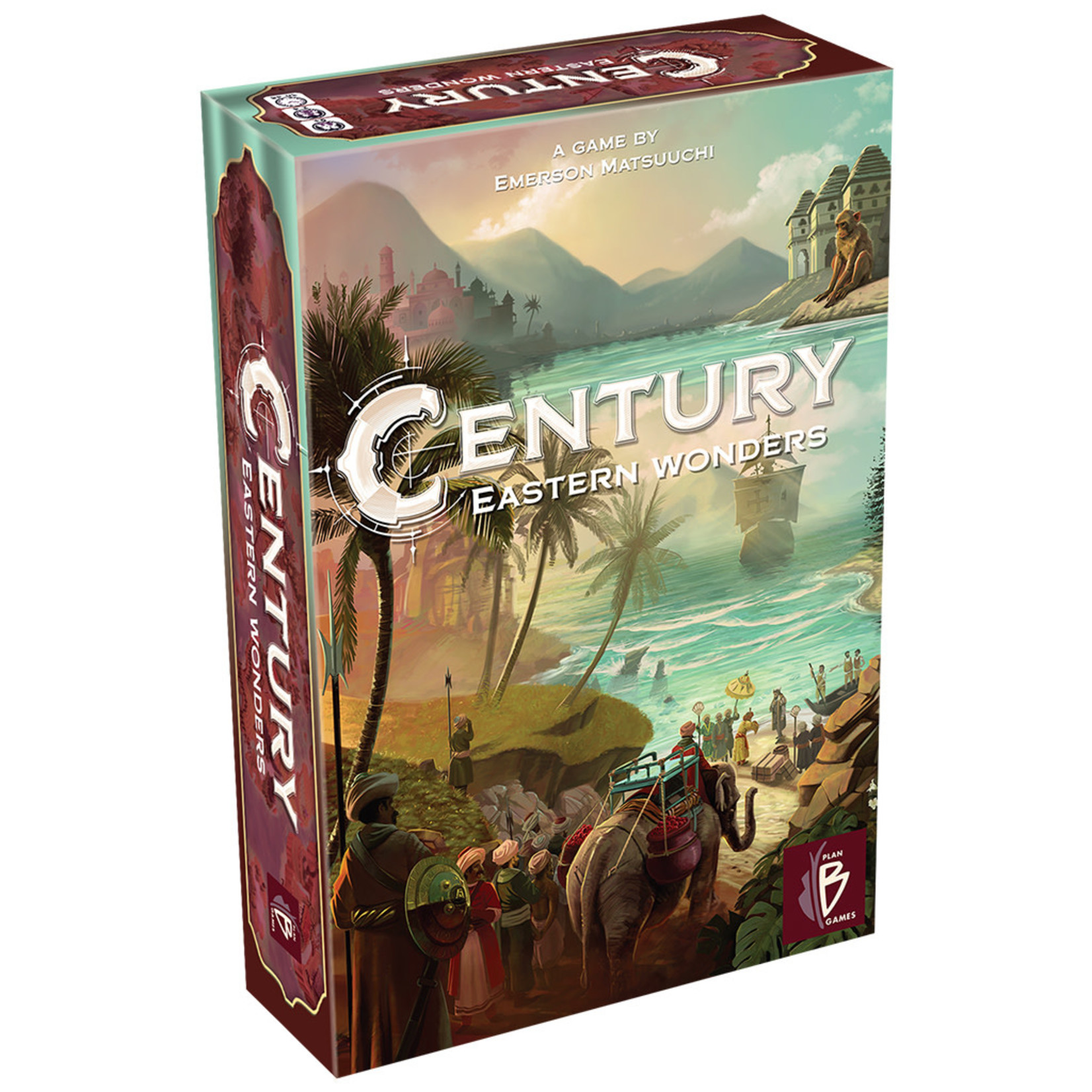 Century Eastern Wonders
