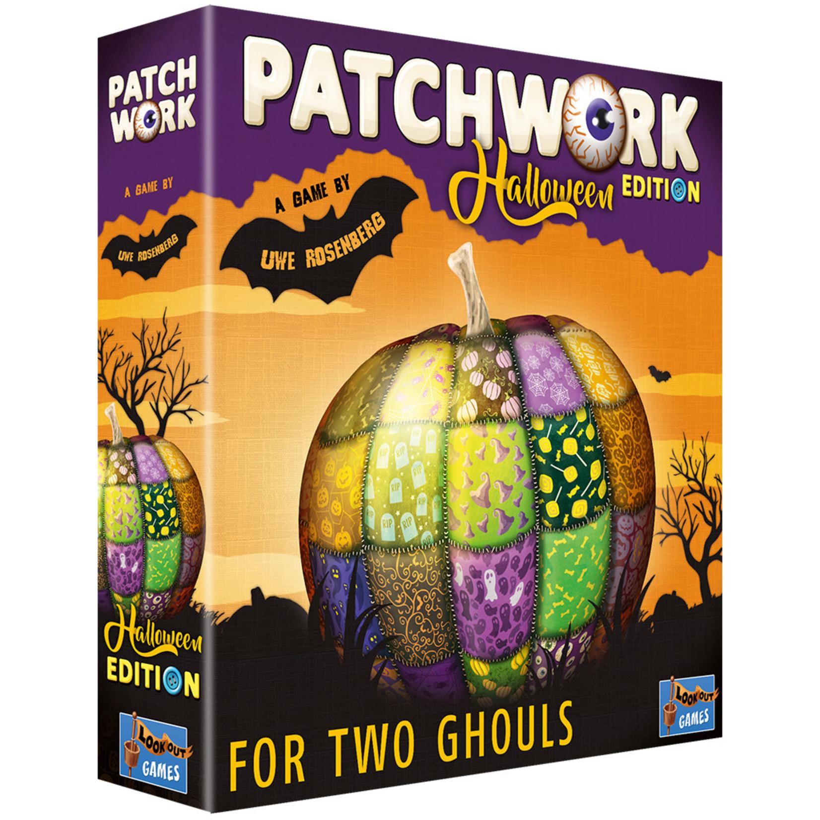 Patchwork Halloween Edition