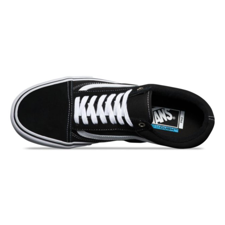 Vans Old Skool Pro Skate Shoes Blauer Board Shop