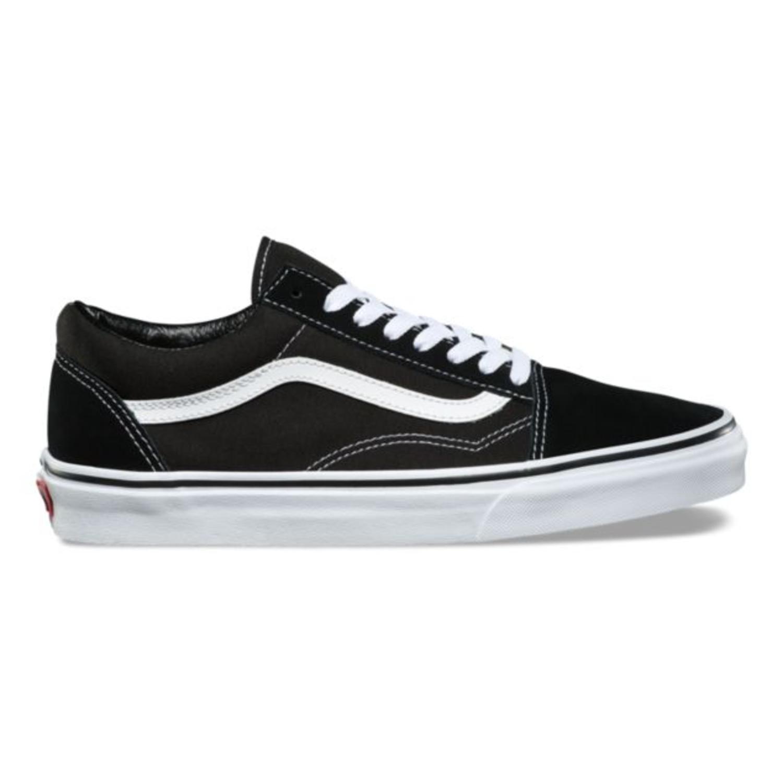 Vans Old Skool Skate Shoes - Blauer