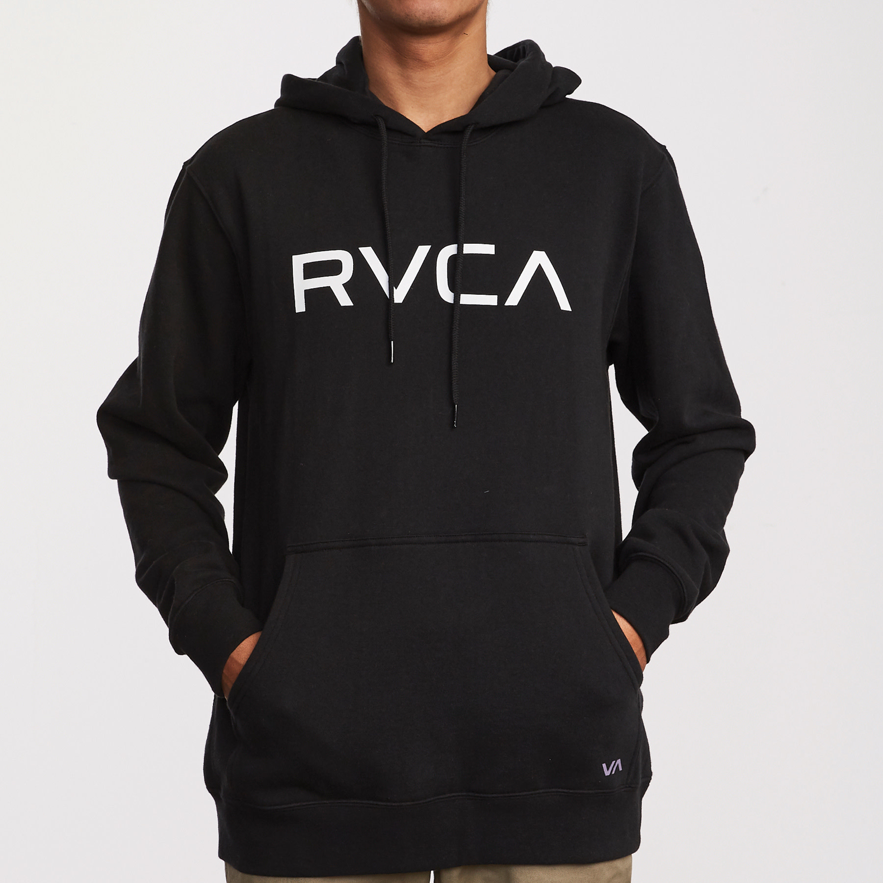 RVCA Womens Big Po Hooded Sweatshirt