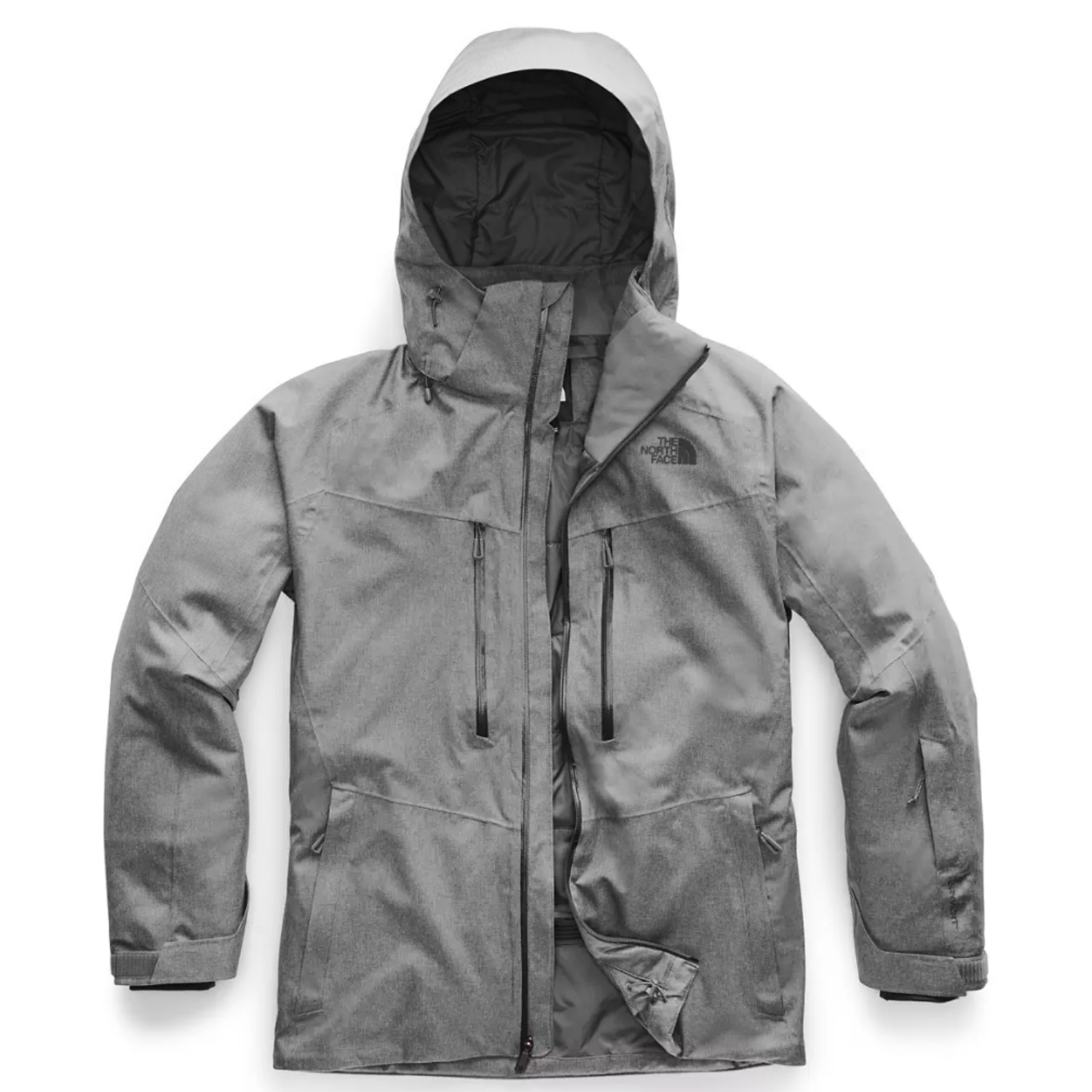 The North Face M CHAKAL JACKET, Military Olive TNF Black