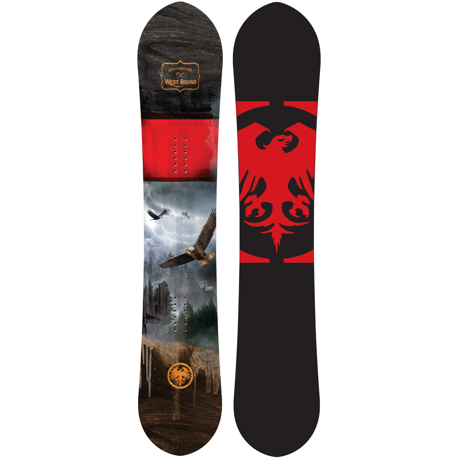 2021 Never Summer Proto Synthesis Mens Snowboard
