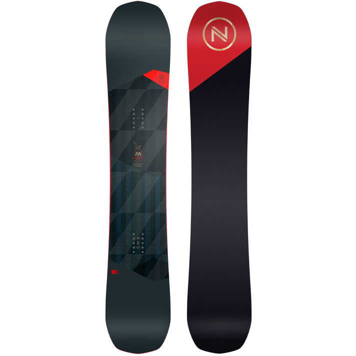 Nitro Snowboards Prime Overlay 20 BRD All Mountain Beginner Snowboard pour Homme