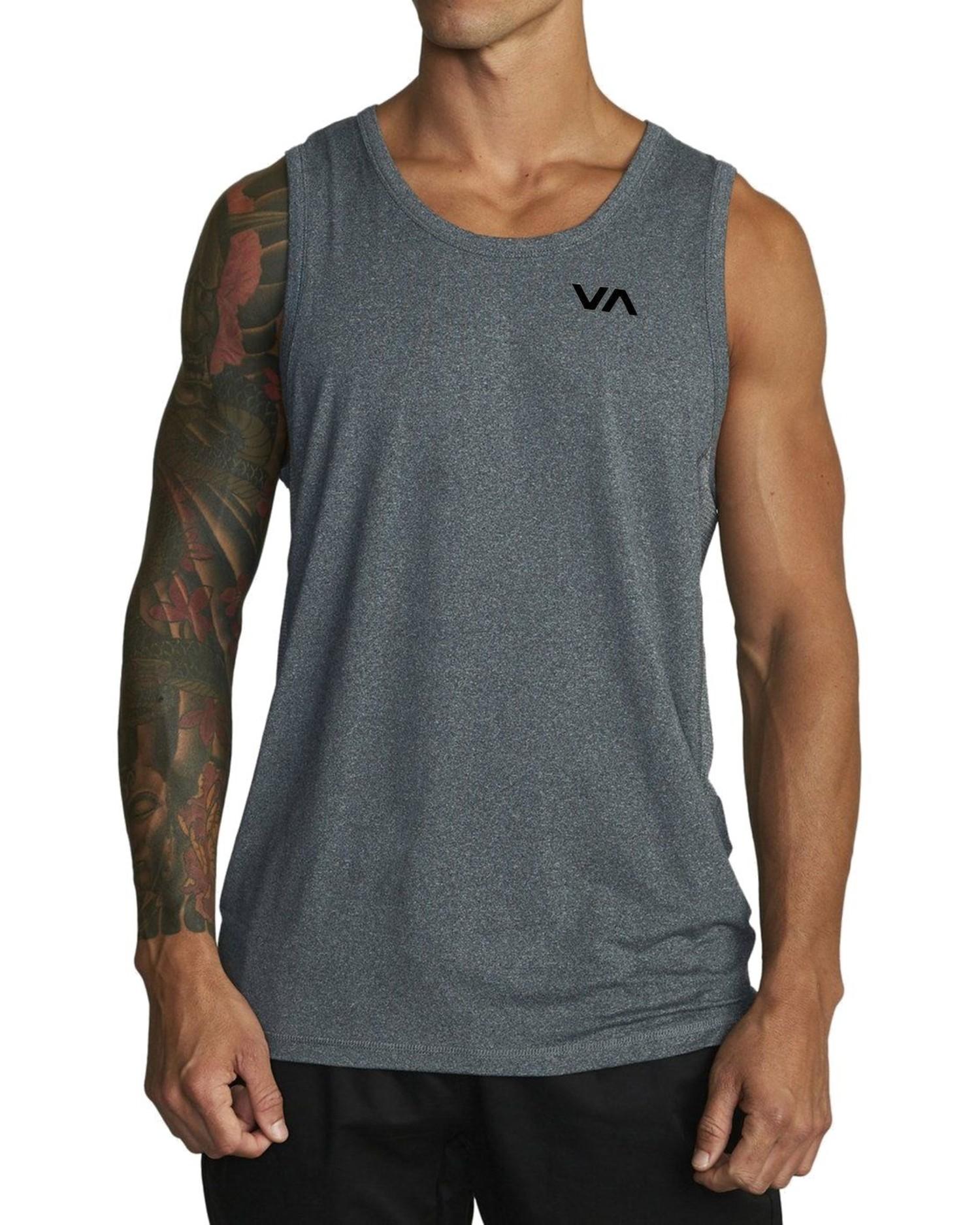 RVCA Mens Sport Vent Tank Top