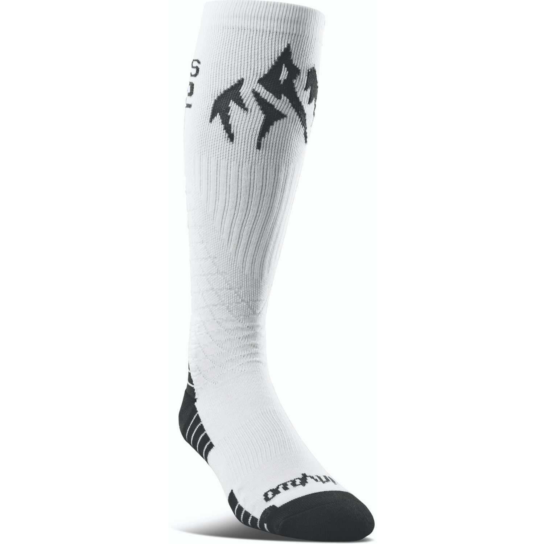 Thirtytwo Snowboard Socks Asi White Ski Snowboard Socken Wandern *SALE* NEU
